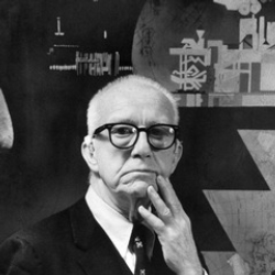 Author R. Buckminster Fuller