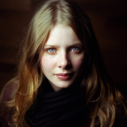 Author Rachel Hurd-Wood