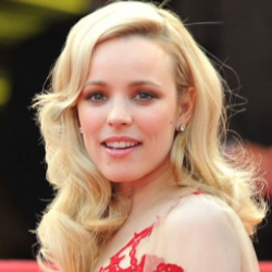 Author Rachel McAdams