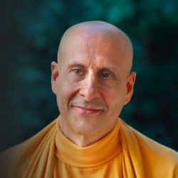 Author Radhanath Swami