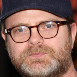 Author Rainn Wilson