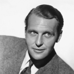 Author Ralph Bellamy