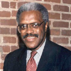 Author Ralph Boston