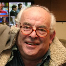 Author Ralph Steadman