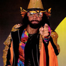 Author Randy Savage