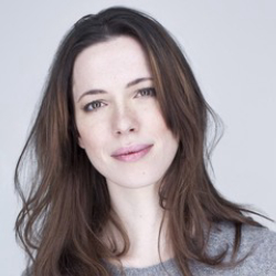 Author Rebecca Hall