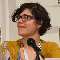 Author Rebecca Sugar