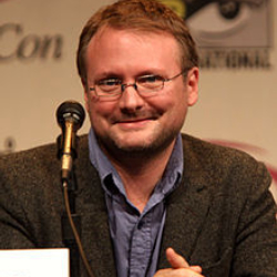Author Rian Johnson