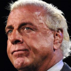 Author Ric Flair