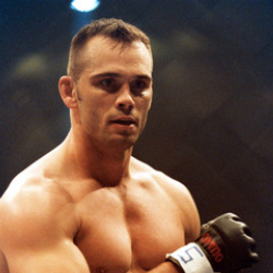Author Rich Franklin