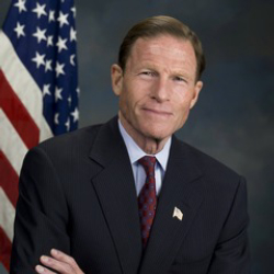 Author Richard Blumenthal