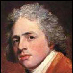 Author Richard Brinsley Sheridan