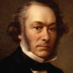 Author Richard Cobden