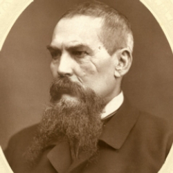 Author Richard Francis Burton