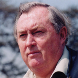 Author Richard Leakey