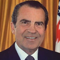 Author Richard M. Nixon