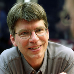 Author Richard Powers