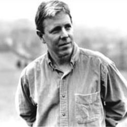 Author Richard Preston