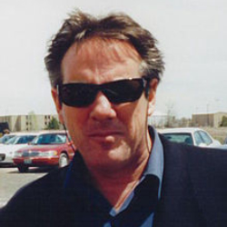 Author Rick McCallum