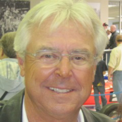 Author Rick Mears