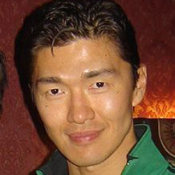 Author Rick Yune