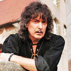 Author Ritchie Blackmore