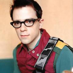 Author Rivers Cuomo