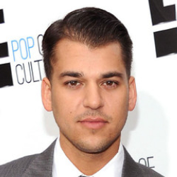 Author Rob Kardashian