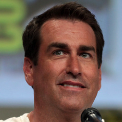 Author Rob Riggle
