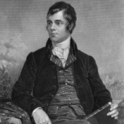 Author Robert Burns