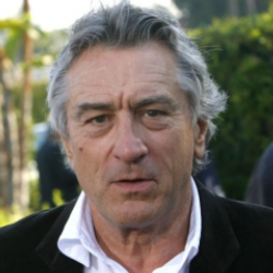 Author Robert De Niro