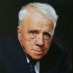 Author Robert Frost