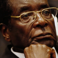 Author Robert Mugabe