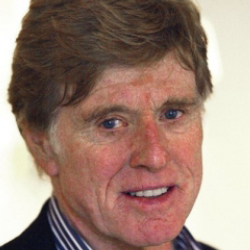Author Robert Redford