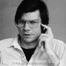 Author Robert Smithson