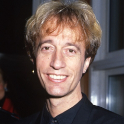 Author Robin Gibb
