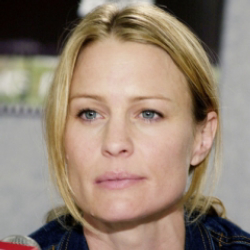 Author Robin Wright