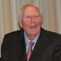 Author Roger Bannister