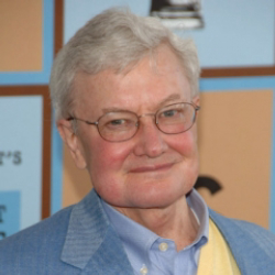 Author Roger Ebert