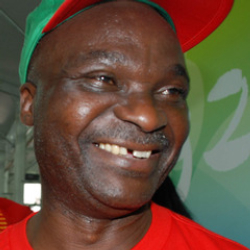Author Roger Milla