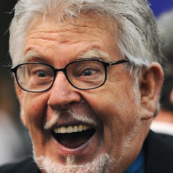 Author Rolf Harris