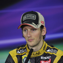 Author Romain Grosjean