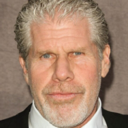 Author Ron Perlman