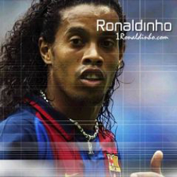 Author Ronaldinho