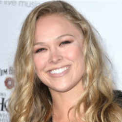 Author Ronda Rousey