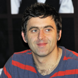 Author Ronnie O'Sullivan
