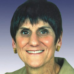 Author Rosa DeLauro