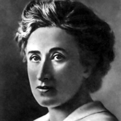 Author Rosa Luxemburg