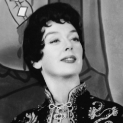 Author Rosalind Russell