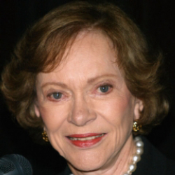 Author Rosalynn Carter
